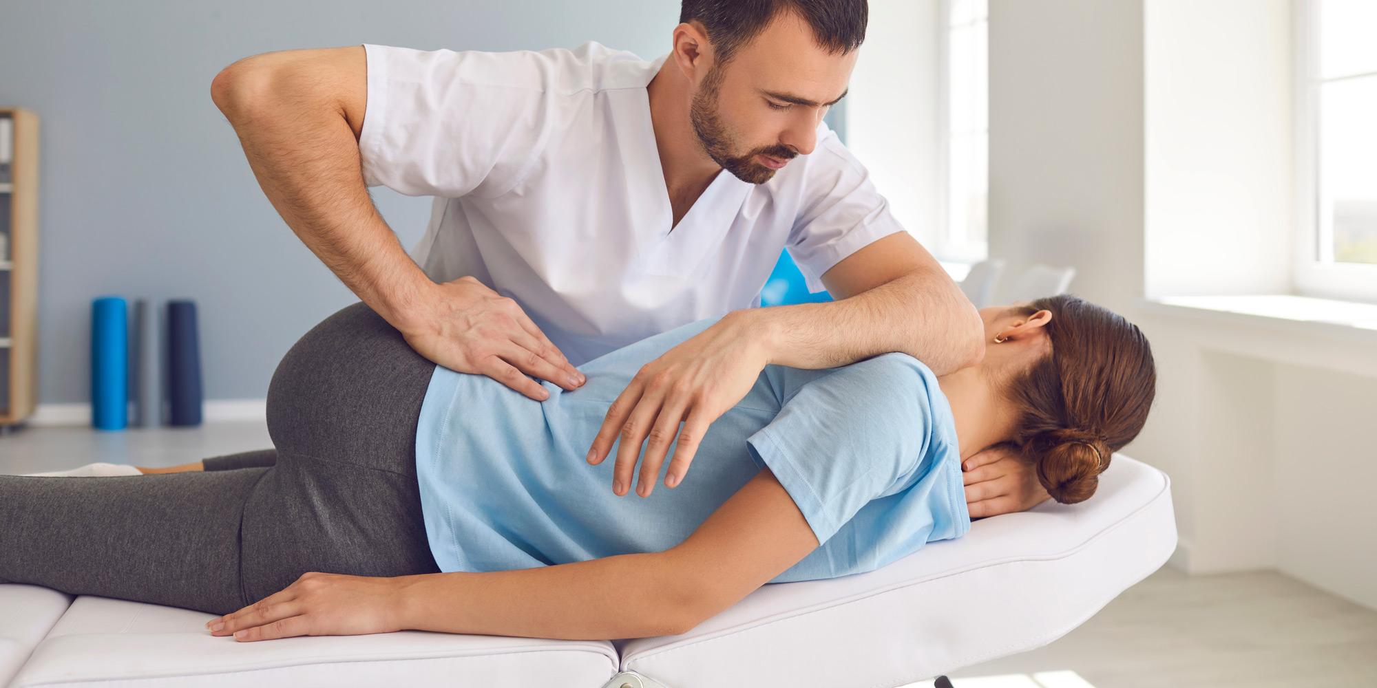 Chiropractie Holystaete<br>Zoveel mogelijk potentiële klanten bereiken