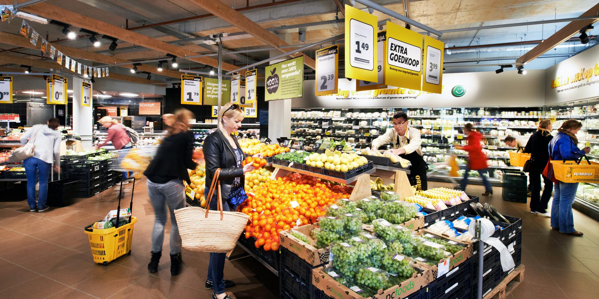 Jumbo Supermarkten<br>Lokaal (nieuwe) klanten bereiken