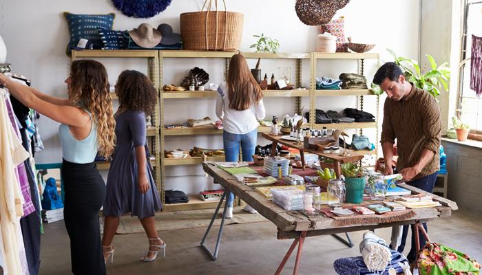 Huis-aan-huislezers bezoeken vaker winkels